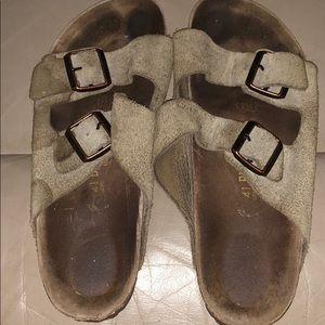Good used condition Birkenstocks size 41